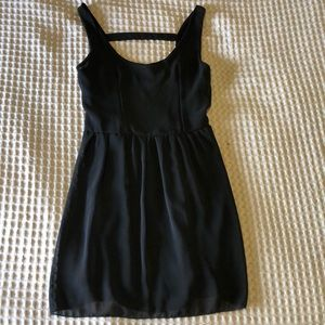 Brandy Melville Black Dress